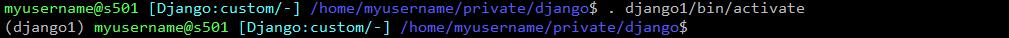 activate-django1-virtualenv.png