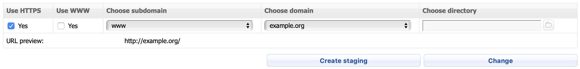 Force HTTPS